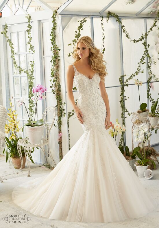 Morilee by Madeline Gardner 2823 Mermaid Wedding Dress