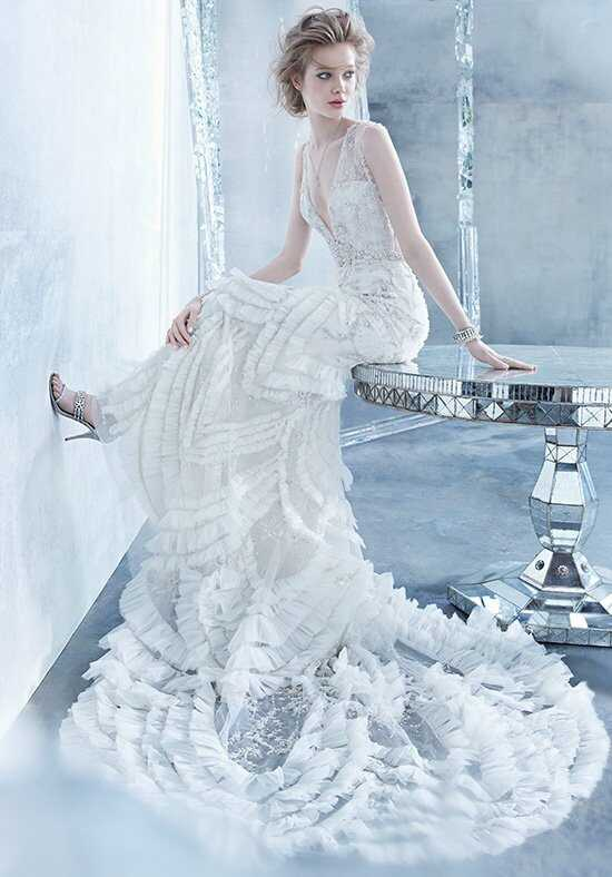 Lazaro 3454 Wedding Dress