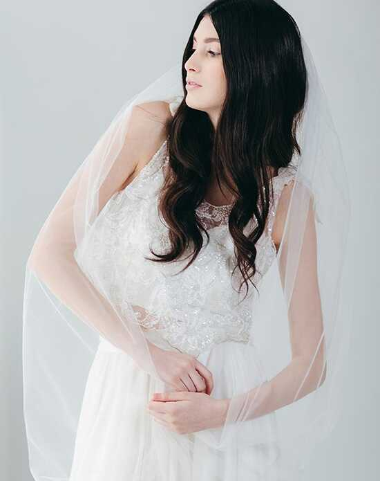 Davie & Chiyo | Hair Accessories & Veils Eloise Veil Ivory Veil