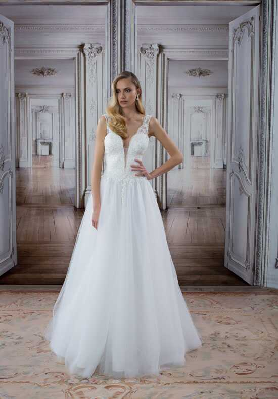 LOVE by Pnina Tornai for Kleinfeld 14494 A-Line Wedding Dress