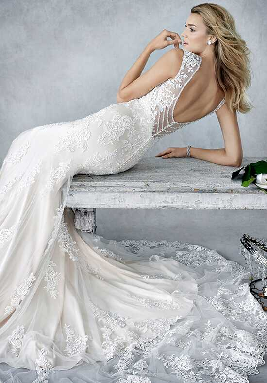 Kenneth Winston: Ella Rosa Collection BE445 Mermaid Wedding Dress
