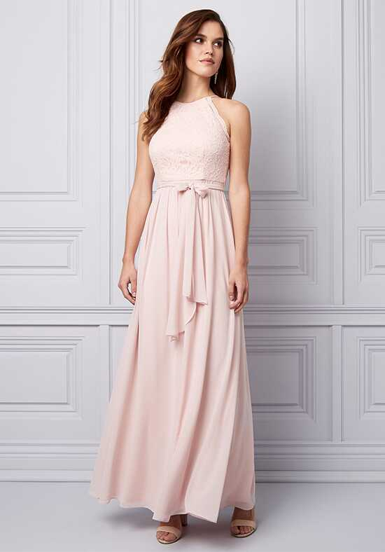 LE CHÂTEAU Wedding Boutique Bridesmaid Dresses AMANNA_364247_653 Halter Bridesmaid Dress