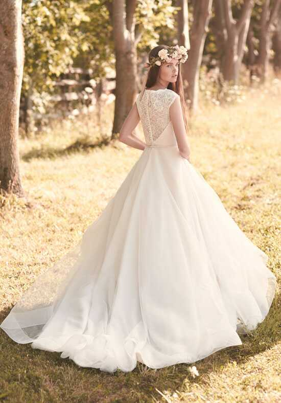 Mikaella 2068 A-Line Wedding Dress