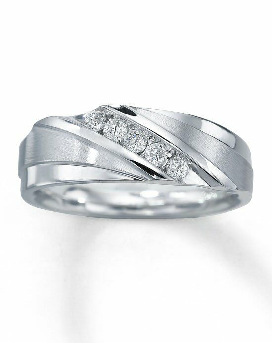 kay jewelers mens wedding rings jewelers 10kw 1 4ct men s ring 51143903 5292