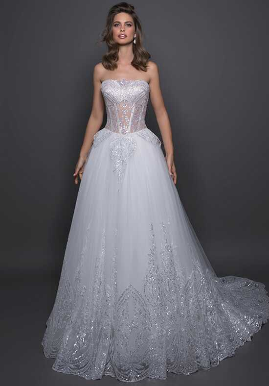 LOVE by Pnina Tornai for Kleinfeld 14589 Ball Gown Wedding Dress