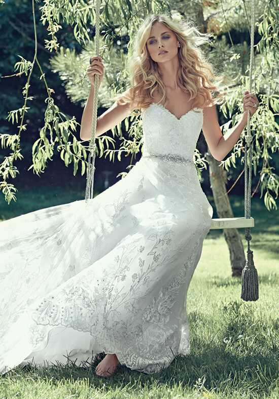 Maggie Sottero Luna Ball Gown Wedding Dress