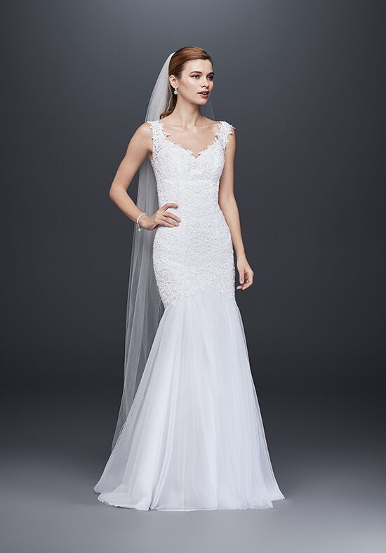 Davids bridal galina signature style swg723 wedding dress the knot davids bridal galina signature style swg723 mermaid wedding dress junglespirit Gallery
