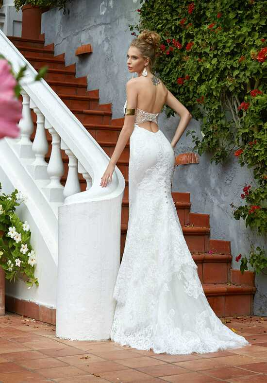 Capri Albertina Mermaid Wedding Dress