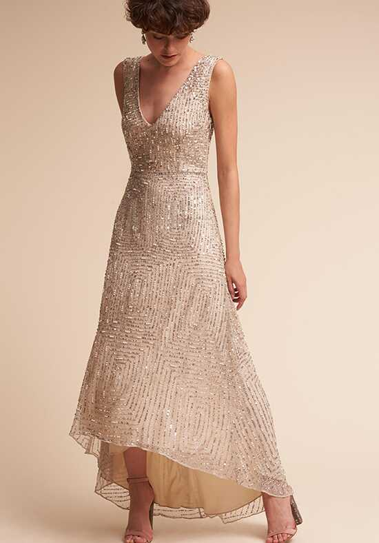 BHLDN (Mother of the Bride) Tango Silver Mother Of The Bride Dress