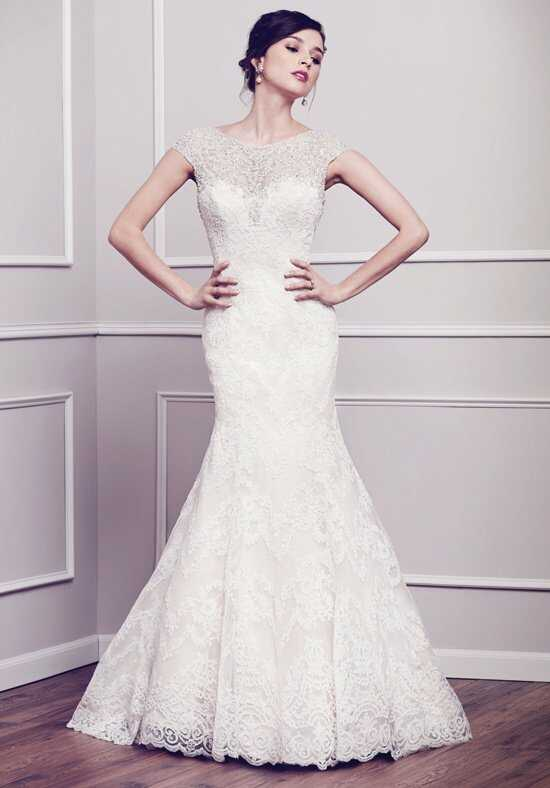 Kenneth Winston 1576 Mermaid Wedding Dress