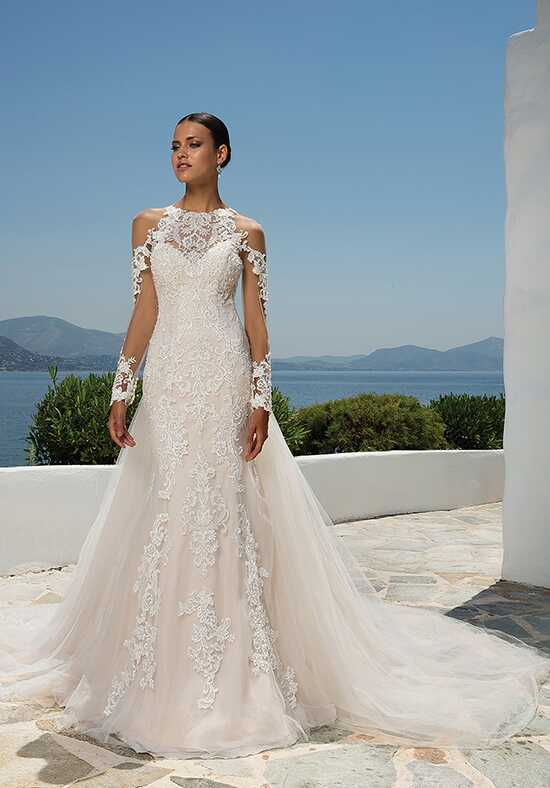 Justin Alexander 8964 Mermaid Wedding Dress
