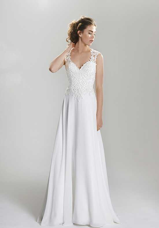 Lillian West 6398 A-Line Wedding Dress