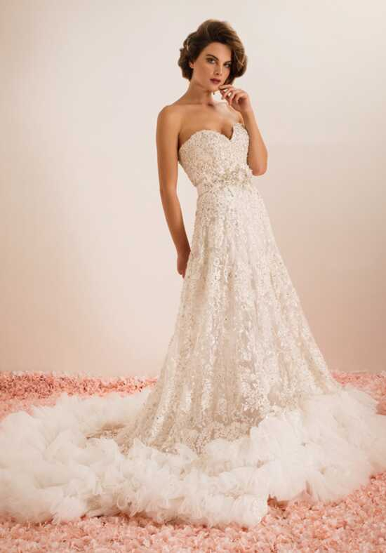 Ysa Makino KYM163 Sheath Wedding Dress
