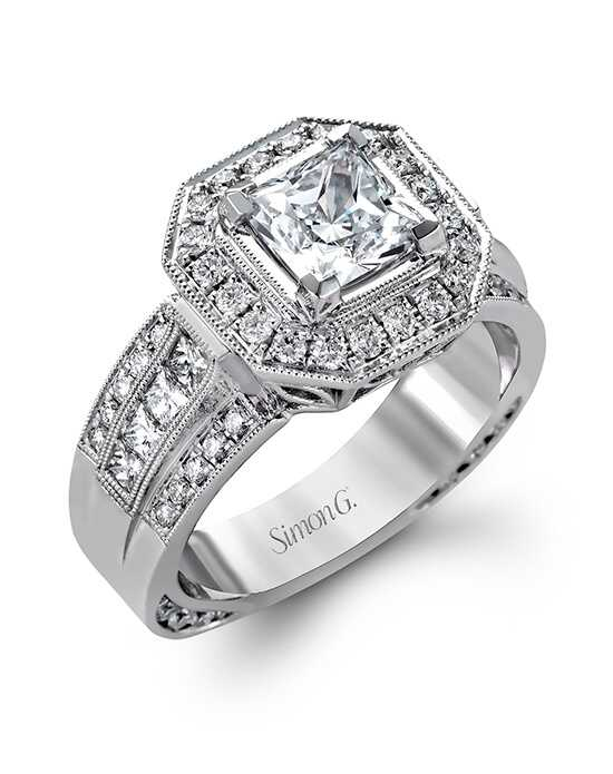 Simon G. Jewelry NR109-A Engagement Ring photo