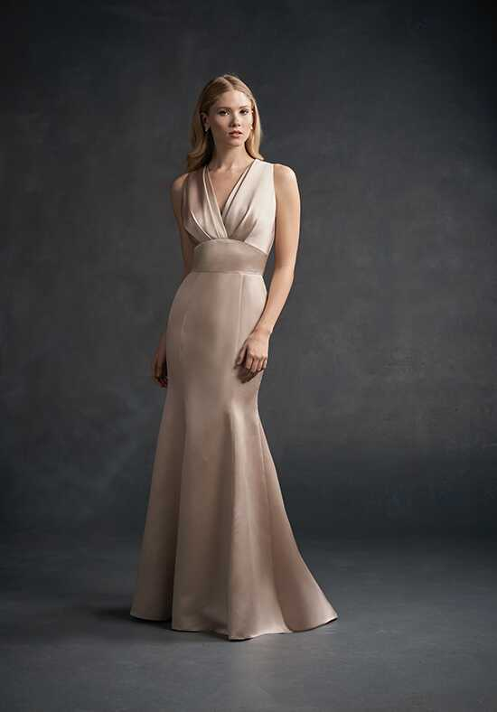 Belsoie L194065 V-Neck Bridesmaid Dress