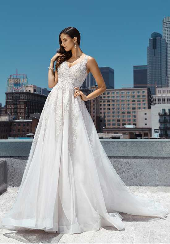 KITTYCHEN JENNA, H1889 A-Line Wedding Dress