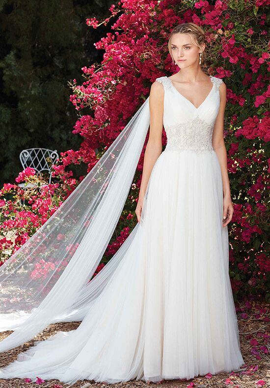 Casablanca Bridal Style 2272 Dahlia A-Line Wedding Dress