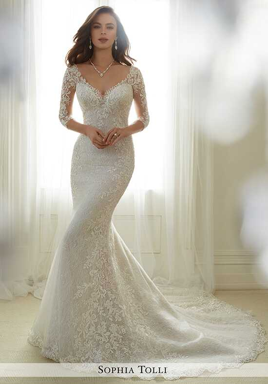 Sophia Tolli Y11702 Gabrielle Mermaid Wedding Dress