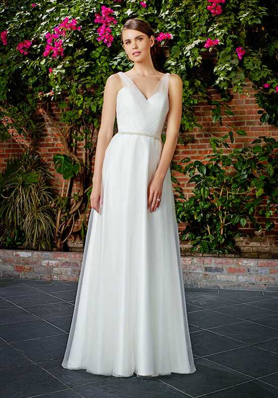Moonlight Tango T774 A-Line Wedding Dress