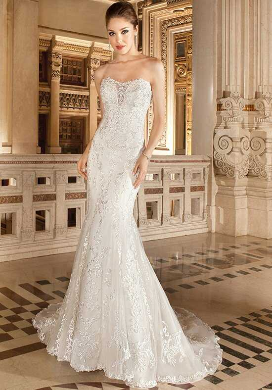 Demetrios 1481 Mermaid Wedding Dress