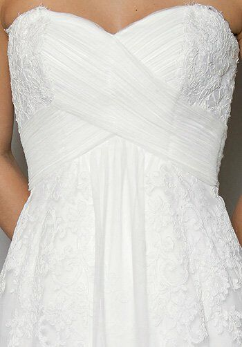 Anne Barge Evangeline A-Line Wedding Dress