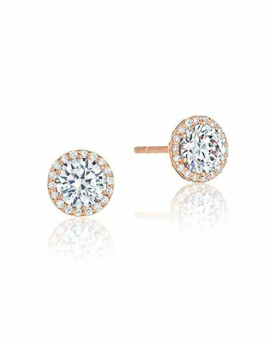 Tacori Fine Jewelry FE 670 5 PK Wedding Earring photo