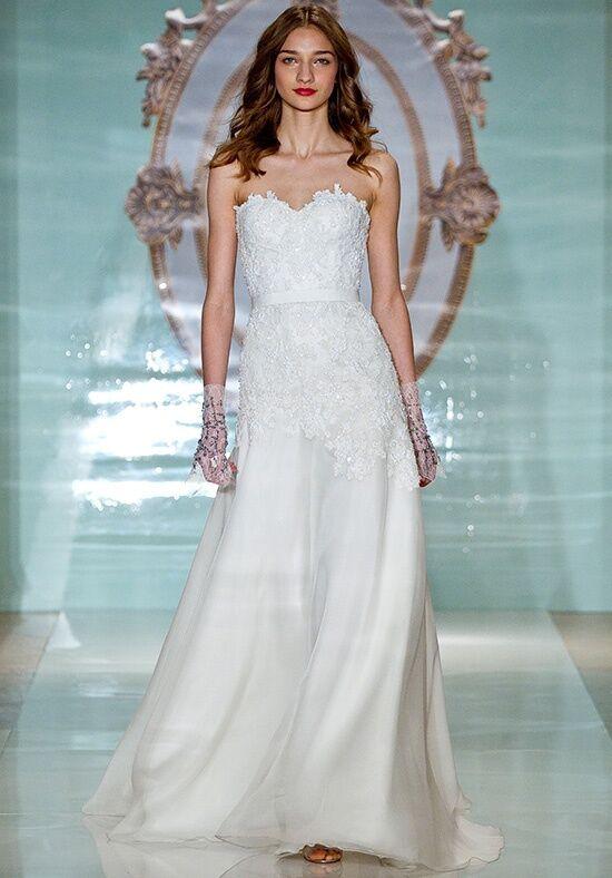 Reem Acra Favorite Girl Wedding Dress - The Knot