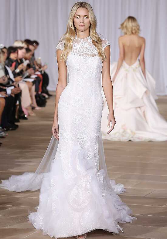 Ines Di Santo Blythe Mermaid Wedding Dress