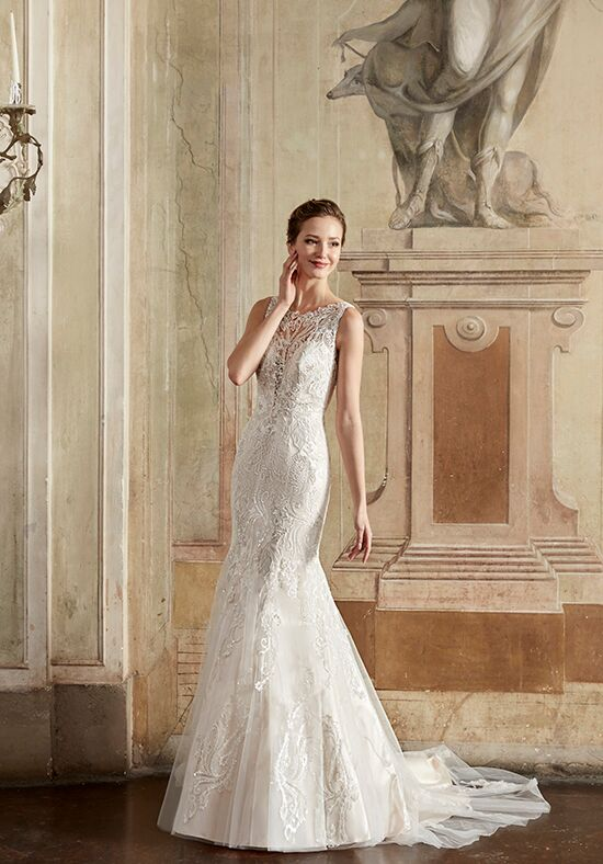Eddy K EK1093 Mermaid Wedding Dress