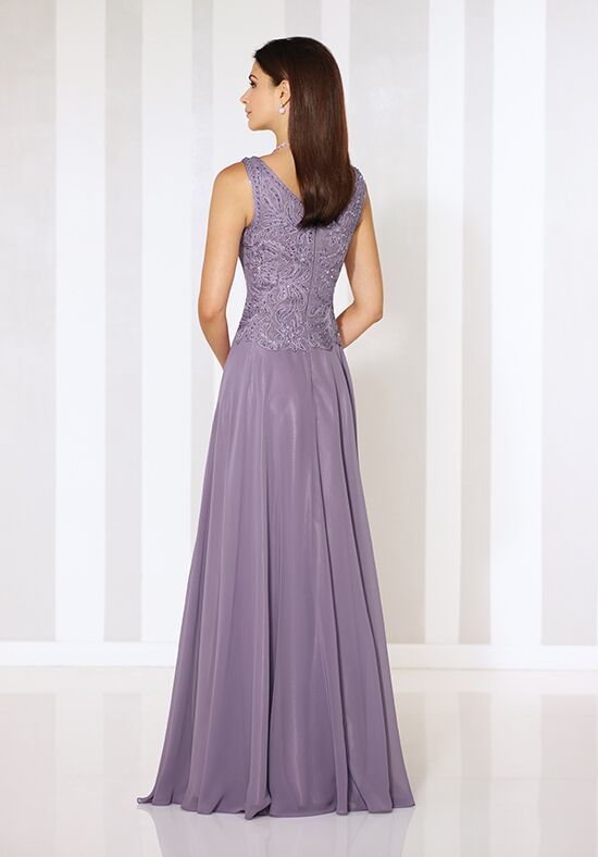 Cameron Blake 116654 Blue Mother Of The Bride Dress