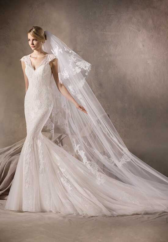 LA SPOSA HAEMO Mermaid Wedding Dress