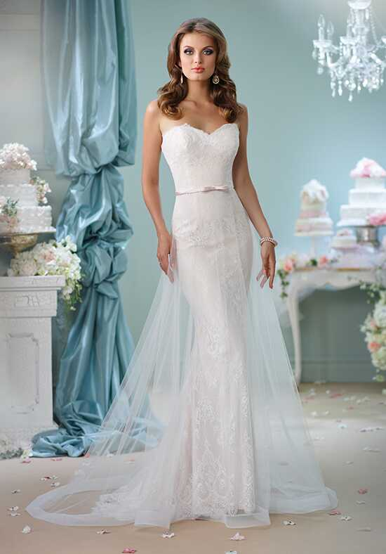 Enchanting by Mon Cheri 116134 A-Line Wedding Dress