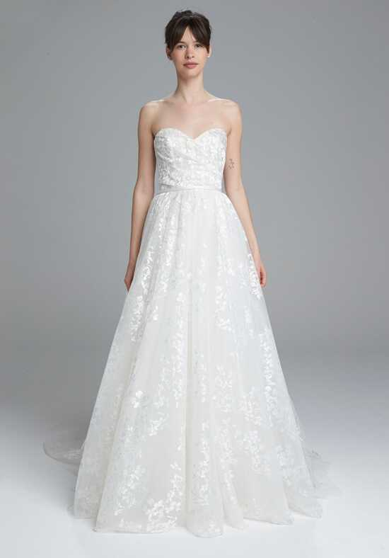 Amsale Christie Ball Gown Wedding Dress