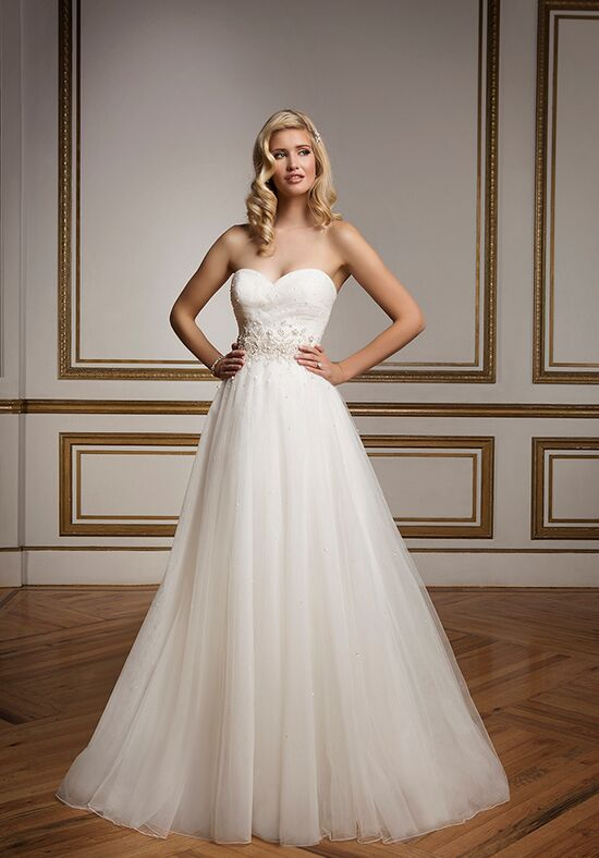 Justin Alexander 8829 Ball Gown Wedding Dress