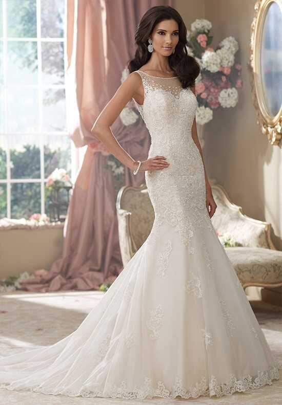 David tutera for mon cheri wedding dresses for Mon cheri wedding dress prices