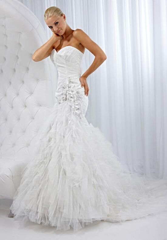 Impression Bridal 10087 A-Line Wedding Dress