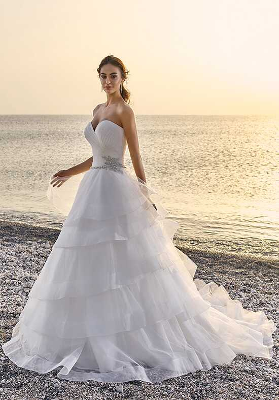 Eddy K Catania Ball Gown Wedding Dress