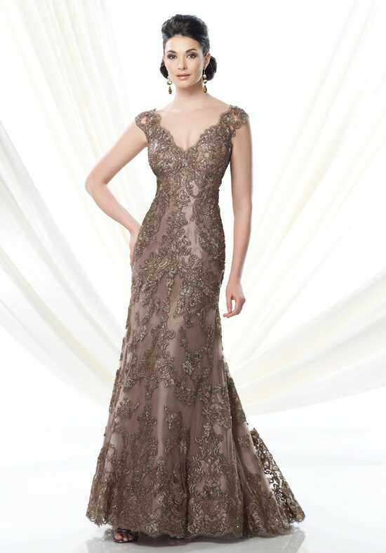 Ivonne D 214d56 Brown Mother Of The Bride Dress