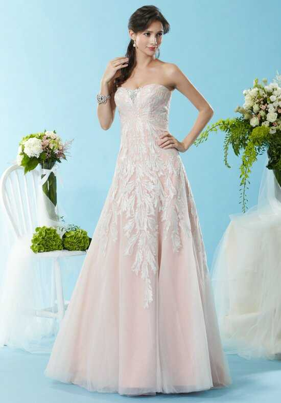 Eden Social Occassion 4090 Pink Mother Of The Bride Dress