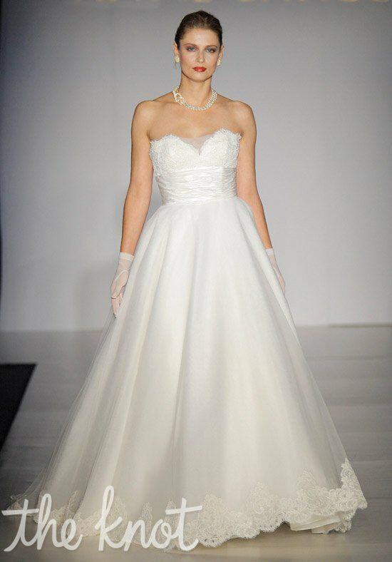 Anne Barge Grace Ball Gown Wedding Dress