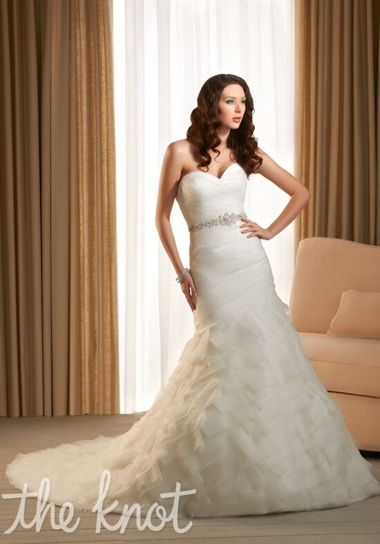 Bonny by Bonny Bridal 230 Mermaid Wedding Dress