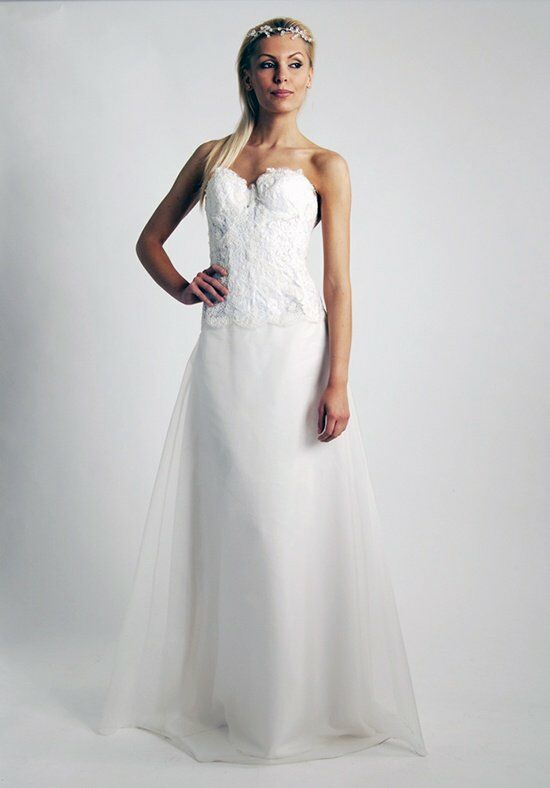 Elizabeth St. John Sydney A-Line Wedding Dress