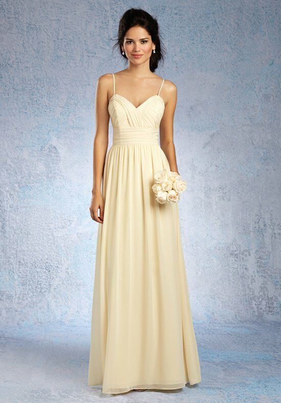 Alfred Angelo Signature Bridesmaids Collection 7323L Sweetheart Bridesmaid Dress