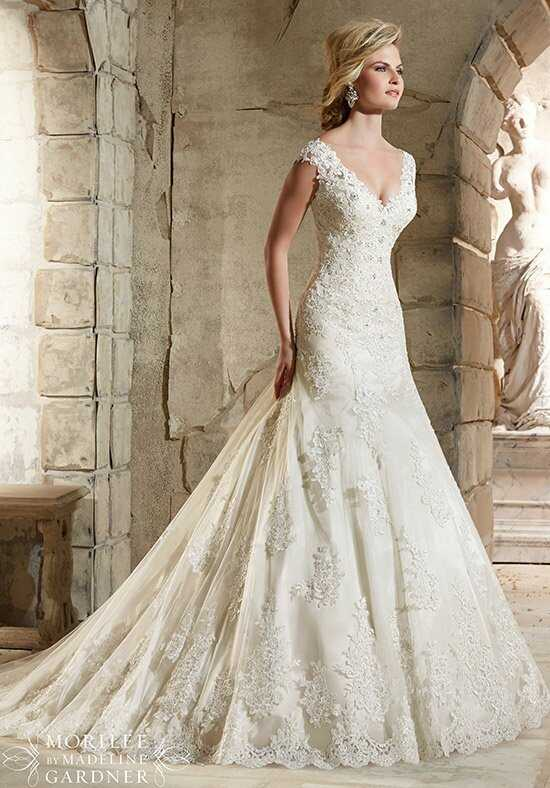 Morilee by Madeline Gardner 2785 A-Line Wedding Dress