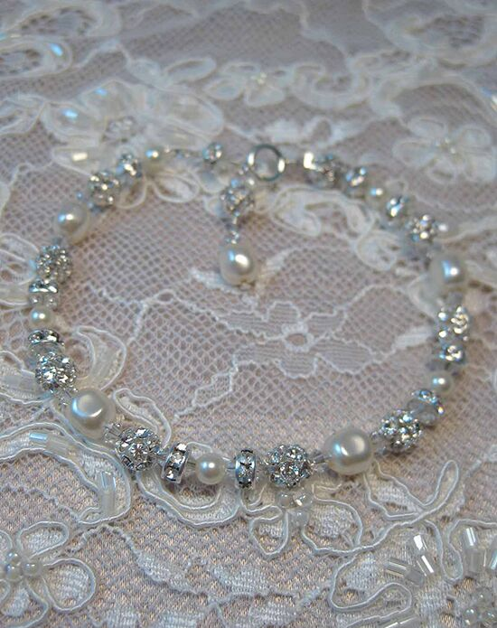 Everything Angelic Grace Bracelet - b128 Wedding Bracelet photo