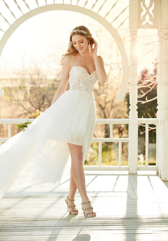 Martina Liana 810 A-Line Wedding Dress