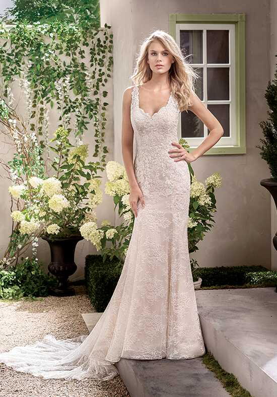 Jasmine Collection F191005 Mermaid Wedding Dress
