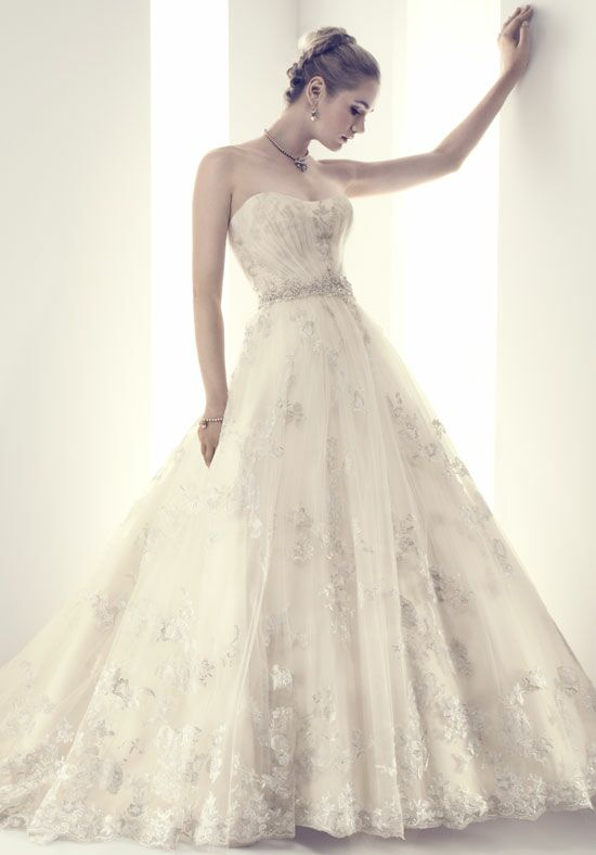 Amaré Couture by Crystal Richard B081 Ball Gown Wedding Dress