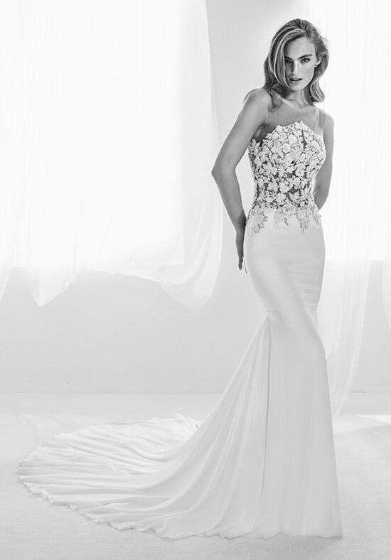 PRONOVIAS RALISA Mermaid Wedding Dress