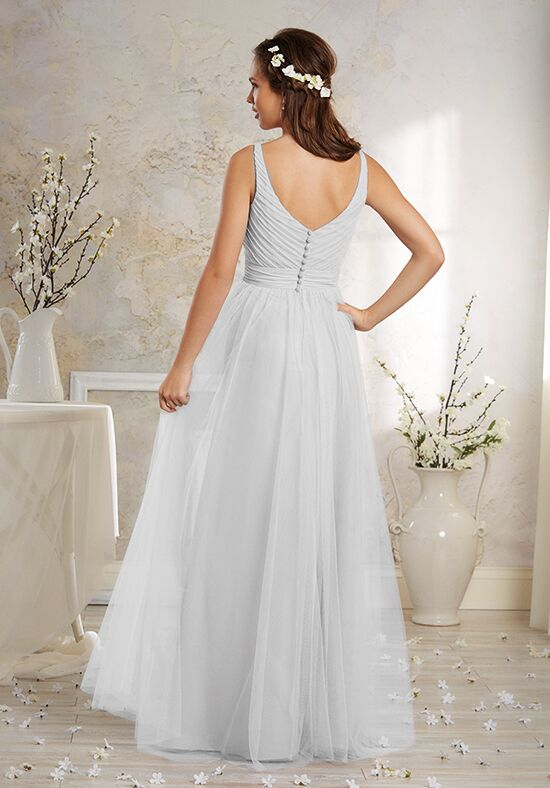 alfred angelo modern vintage bridesmaid collection 8629l